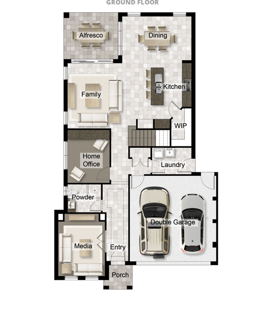 Horizon 28 modernview homes for Modern view homes
